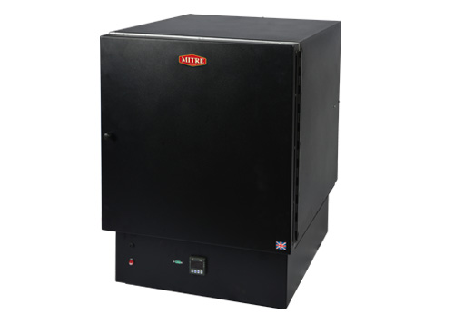 Mitre HT3-HT4 digital high temperature rod oven 150 kg 330 lbs capacity