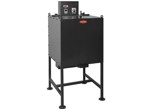 SDF8-Mitre-Welding-flux-Oven-single-tank-hopper